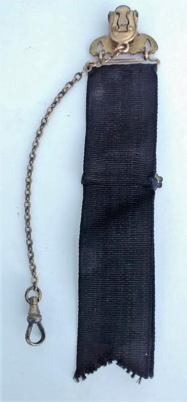 Antique Peerless Watch Fob Washington/God & Country Token Ca. 1883