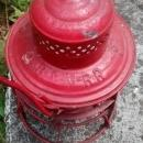 Antique Boston & Maine Railroad Lantern AS IS