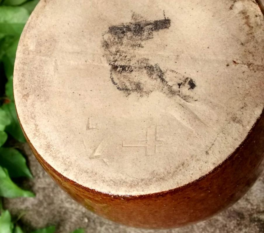 Antique Stoneware Jug/Pitcher