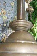 Antique Brass Altar Candleholder 7-Light Ca. 1880's