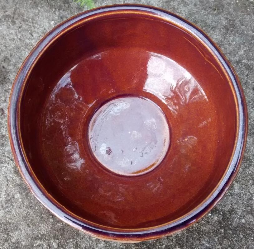 Vintage Tiki Bowl/Comport