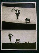 Carlos Montoya Photos 1967 B&W 8 x 10 Amateur Attendee