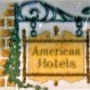 Vintage American Hotels Dresser Tray Ca. 1930 Scammell Trenton
