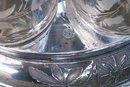 Antique Meriden Silverplate Castor/Cruet Set Victorian 6-Bottle