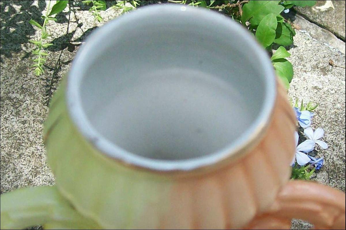 Antique Austrian Vase Grecian-Style 14.5