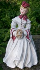 Vintage Florence of California Figurine