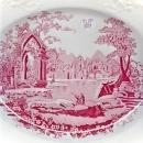 Vintage English Abbey Platter Taylor Smith & Taylor 13.5