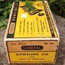 Vintage Doweling Jig #840 w/Box/Instructions General Hardware NY