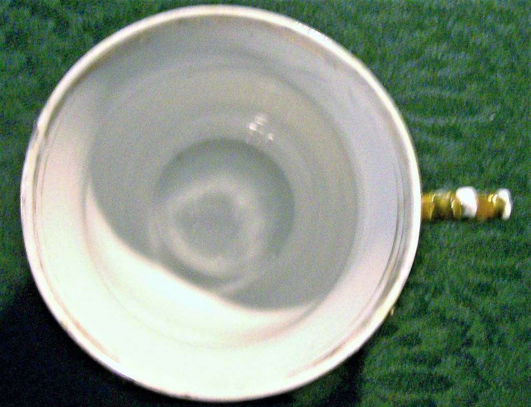 Antique Elfinware Mug/Cup Luster & Gold Ca. 1900