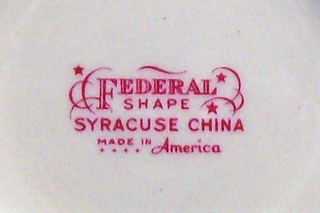 Vintage Syracuse