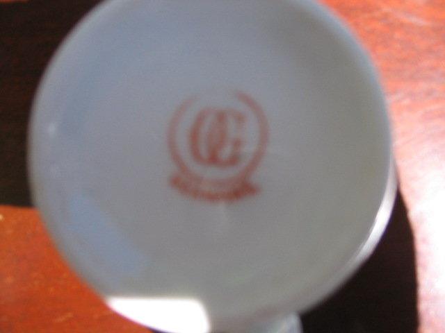 GERMAN CHOCOLATE POT SET