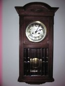 ANTIQUE GERMAN REGULATOR CLOCK