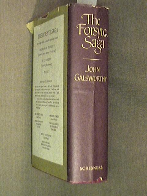 The Forsyt Saga by John Galsworthy