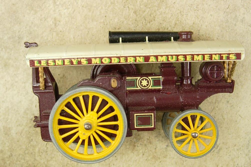 Vintage Lesney's Yesteryear Diecast Toy with history