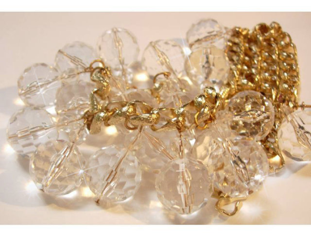 RUNWAY Hollywood Crystal Bauble Parure