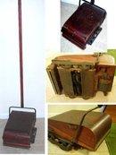 Wooden Antique  1915 Sweeper-Vac Vacuum ALL Original