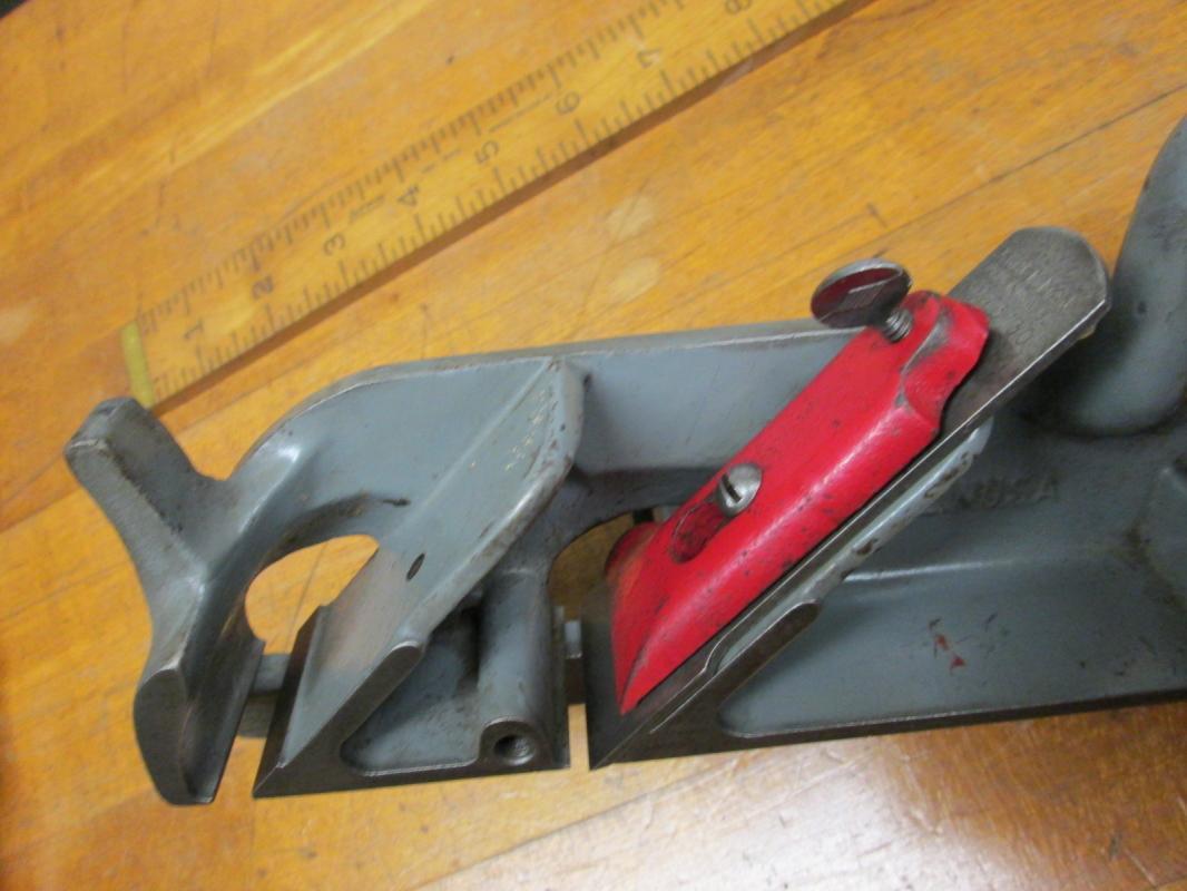 Craftsman Duplex Rabbet Filletster Plane