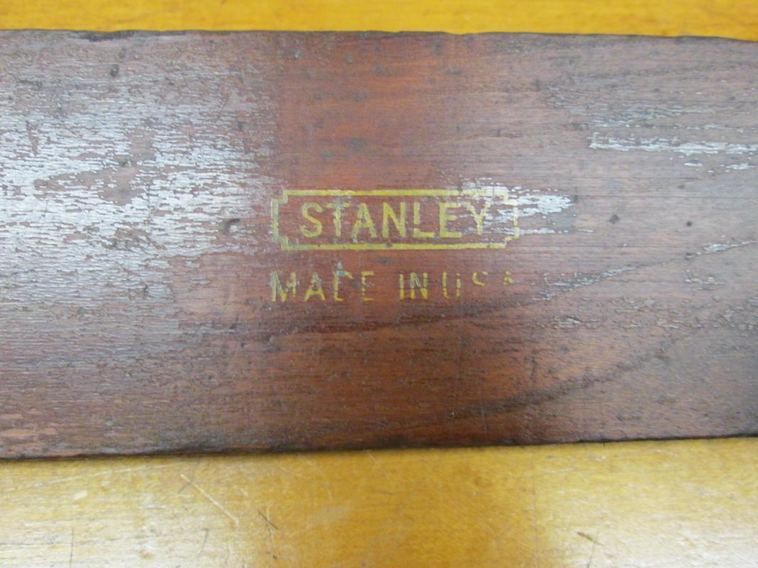 Stanley Plumb & Level 24 inch No. 3 Sweetheart