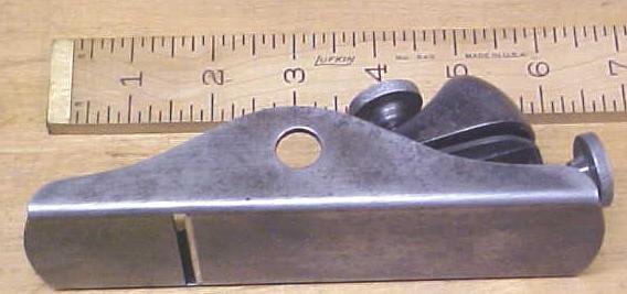Shelton Block Plane Steel Low Angle like Stanley 118