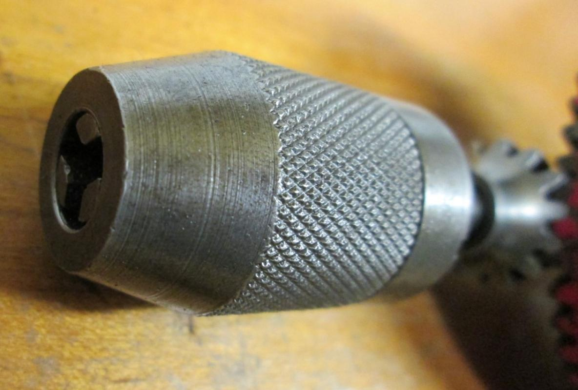 Millers Falls Hand Drill No. 2500C Single Speed