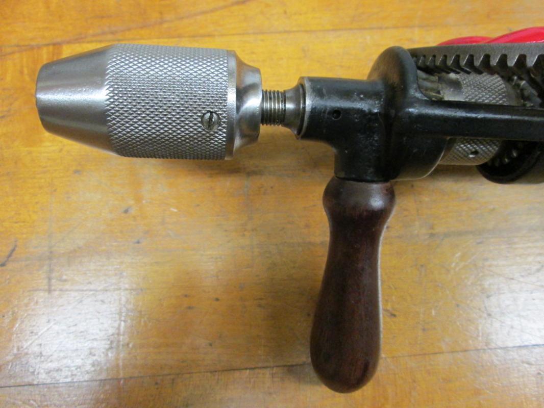Millers Falls No. 98 Hand Drill 2-Speeds Rare!