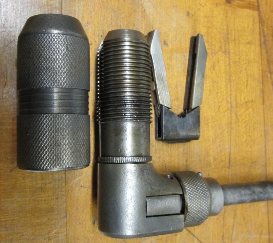 Millers Falls No. 731-12 inch Swing Ratchet Bit Brace