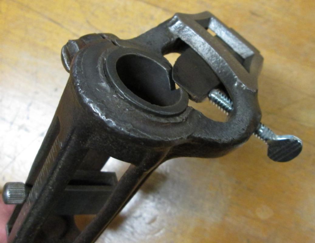 Stearns Adjustable Hollow Auger