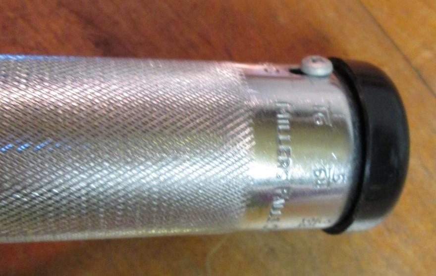 Millers Falls Push Drill No. 185C w/8 Drills Yankee NOS