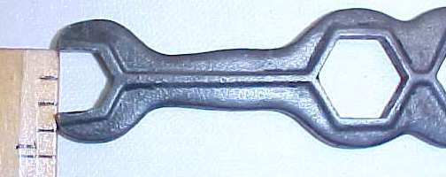 Farm Implement Combination Wrench