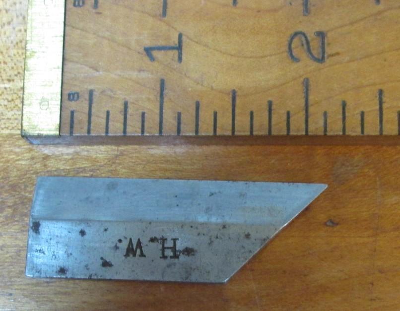 Precision Straight Edge Miter End & Beveled Edge