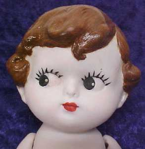 All Doll Bisque Germany No 665