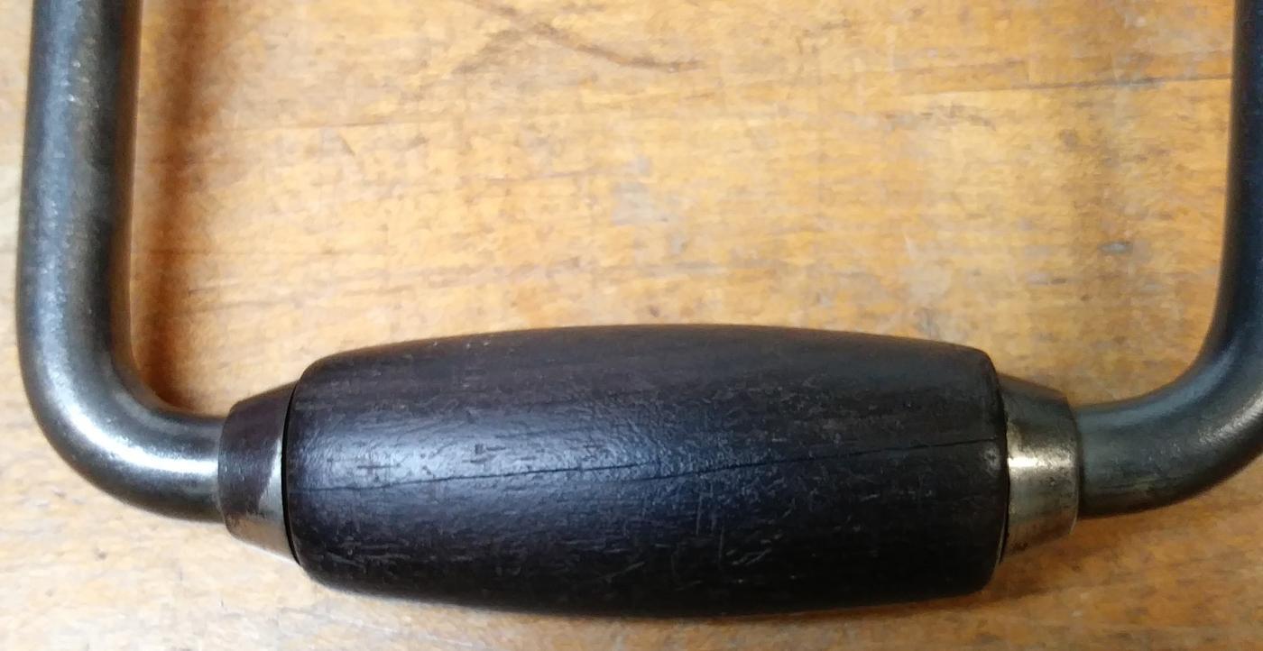 Pexto Samson Carpenters Ratchet Brace 10 inch No. 8010