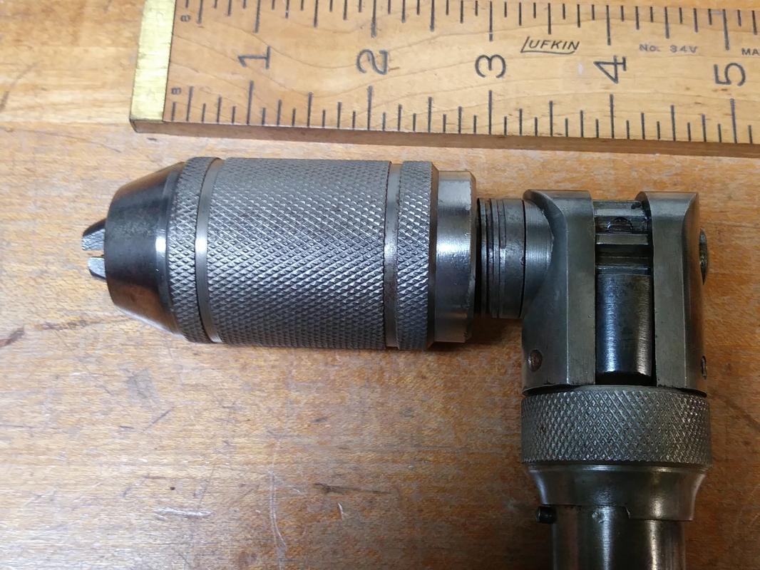 Stanley Carpenters Ratchet Brace 10 inch No. 945