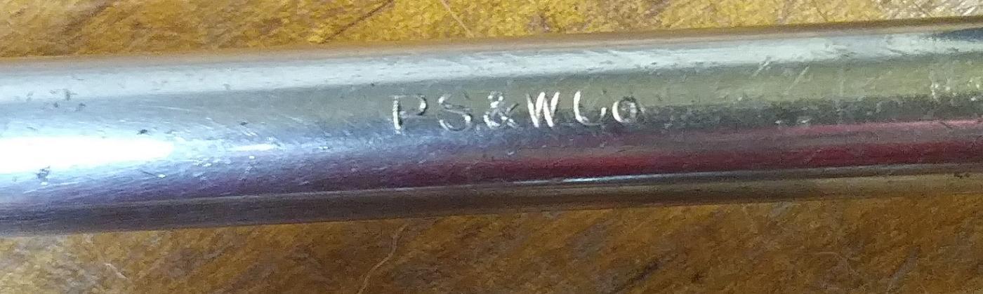 Peck, Stow, & Wilcox Carpenters Ratchet Brace No. 3910