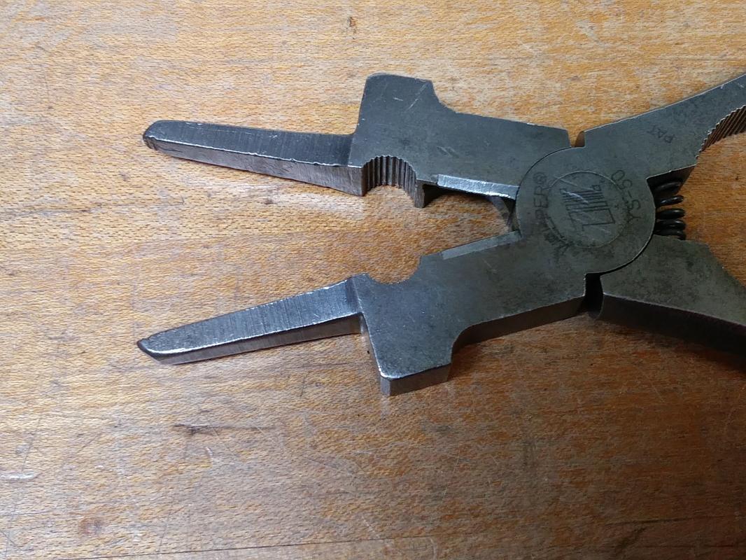Welper YS-50 Gun Pliers Vintage