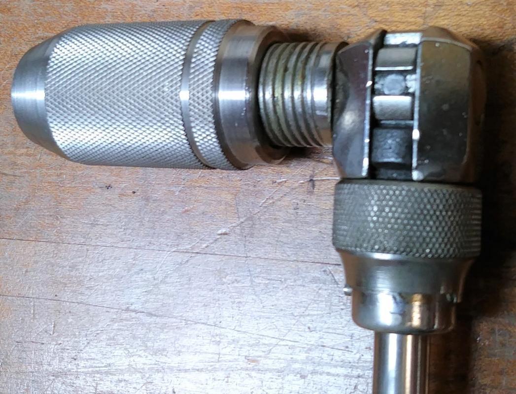 Stanley No. 1250 Handyman Brace 10 inch