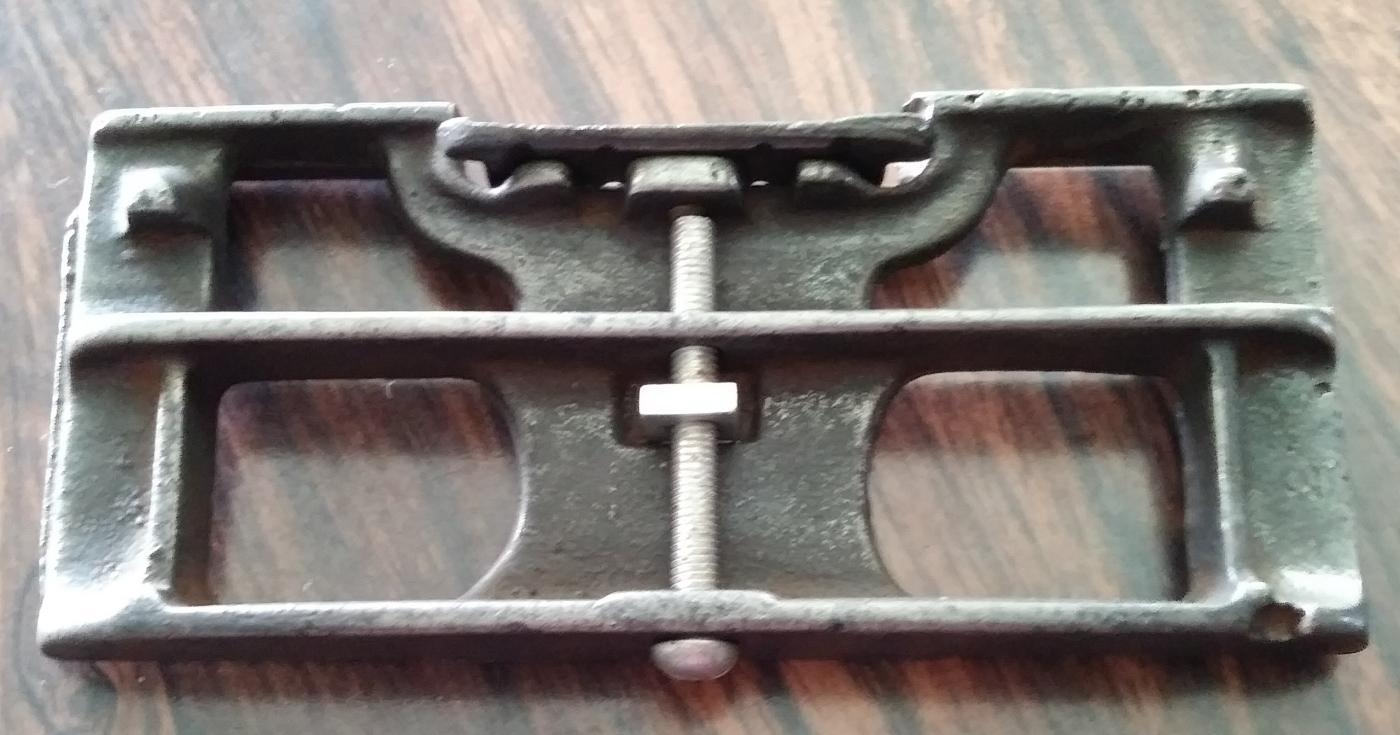 Antique Saw Jointer & Raker Gauge