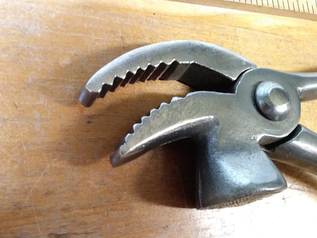 Cobblers Lasting Pliers, Hammer 9 inch