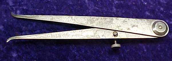 Brown & Sharpe Inside Caliper No. 832 Rare