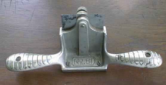 Stanley No. 81 Cabinet Scraper