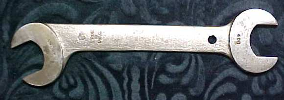 Bonney 15/16 Combination Wrench No.408