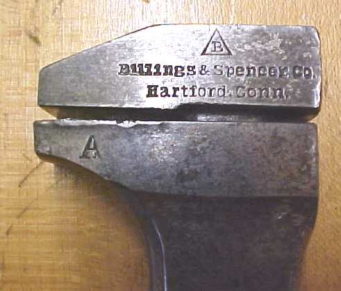 Billings & Spencer Adjustable Bicycle Wrench