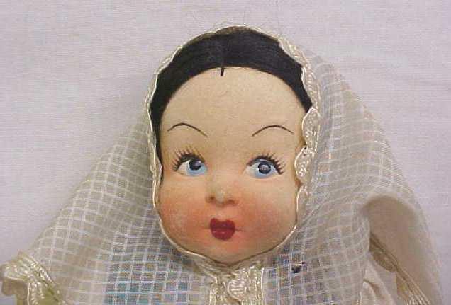 Ethnic Doll Italy Ethnic Dress Magis Eros