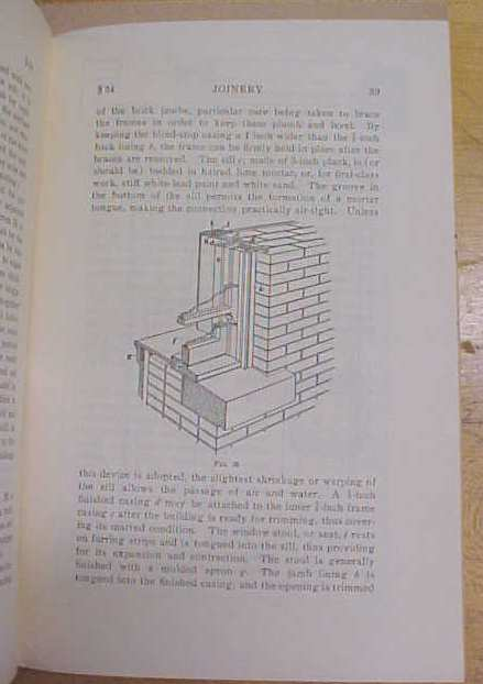 Joinery Instruction Booklet Set ICS 1920
