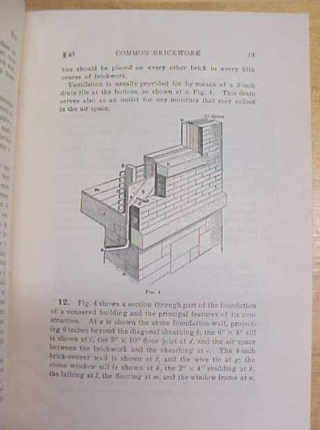 Common Brickwork Booklet ICS 1920