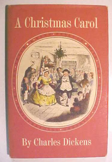Dickens A Christmas Carol 1954 + DJ
