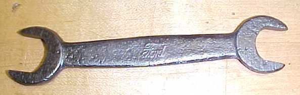 Ford Double Open End Wrench