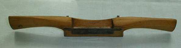 Nice Antique Wood Handle Spoke Shave