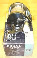 Ocean City No. 923 Level Wind Fishing Reel