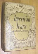 American Years Harold Sinclair 1938